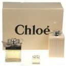 Chloe Chloe EdP 75 ml + mlijeko za tijelo 100 ml + EdP 5 ml