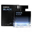 Mexx Black for Him EdT s raspršivačem 50 ml
