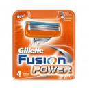 Gillette Fusion Power Zamjenske britvice 4 kom.