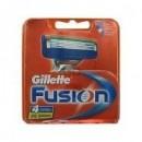 Gillette Fusion Zamjenske britvice 4 kom.