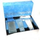 Dolce & Gabbana Light Blue EdT 100 ml + krema za tijelo..