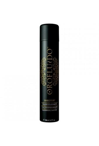 Orofluido Hairspray Strong Hold Snažan lak za kosu 500 ml