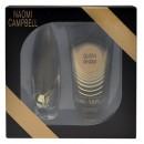 Naomi Campbell Queen of Gold EdT 15 ml + gel za tuširanje..