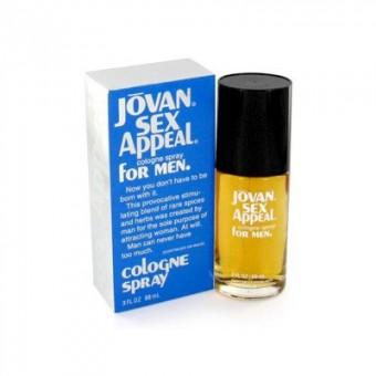 Jovan Sex Appeal for Men EdC 88 ml