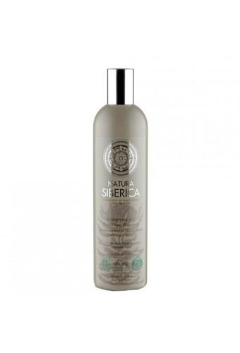 Natura Siberica Energising and Protective Shampoo Šampon za zaštitu i vitalnost umorne i oslabljene kose 400 ml