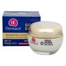 Dermacol Gold Elixir Day Cream Pomlađujuća dnevna krema s..
